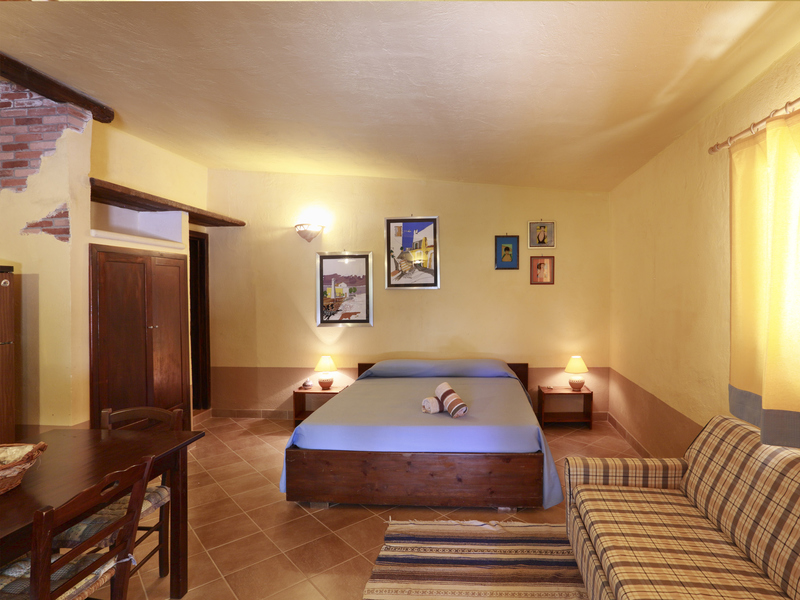 Il Villaggetto – Bed and Breakfast a Neviano di Lecce – Turismo Rurale nel Salento – Camera spaziosa