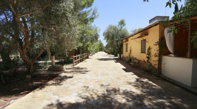 Il Villaggetto – Bed and Breakfast a Neviano di Lecce – Turismo Rurale nel Salento – Viale esterno